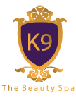 K9 spa footer logo